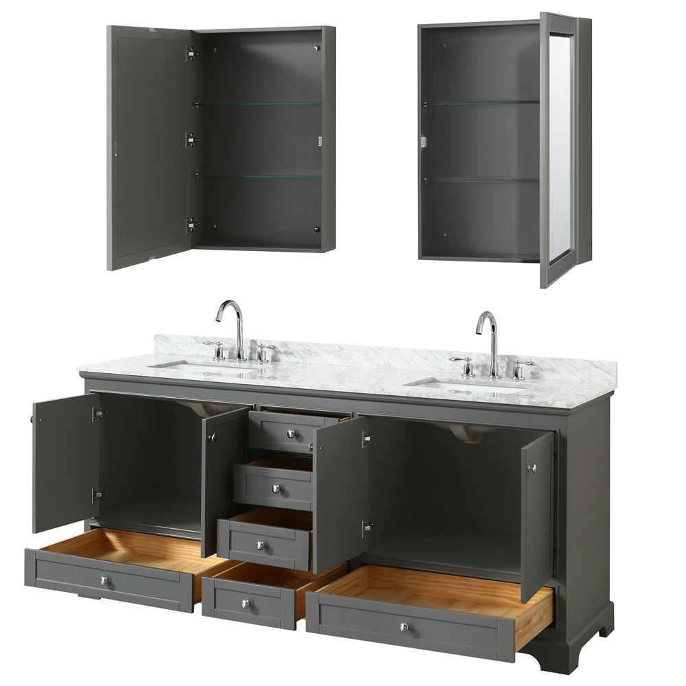 80 inch double sink bathroom vanity 80 inch sink transitional grey finish bathroom 24810