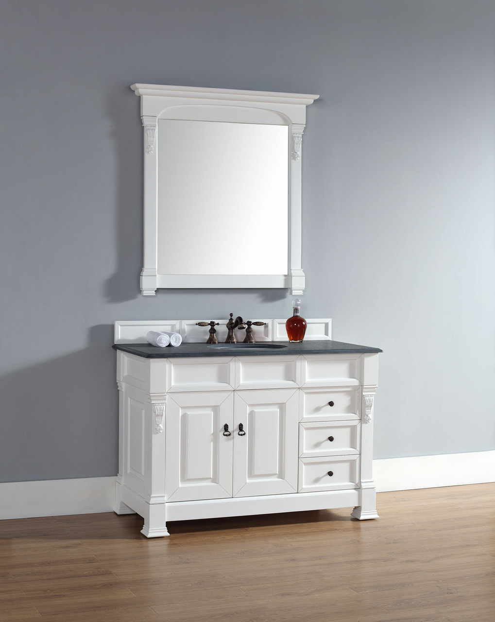 James Martin Brookfield Collection 48 Single Vanity With