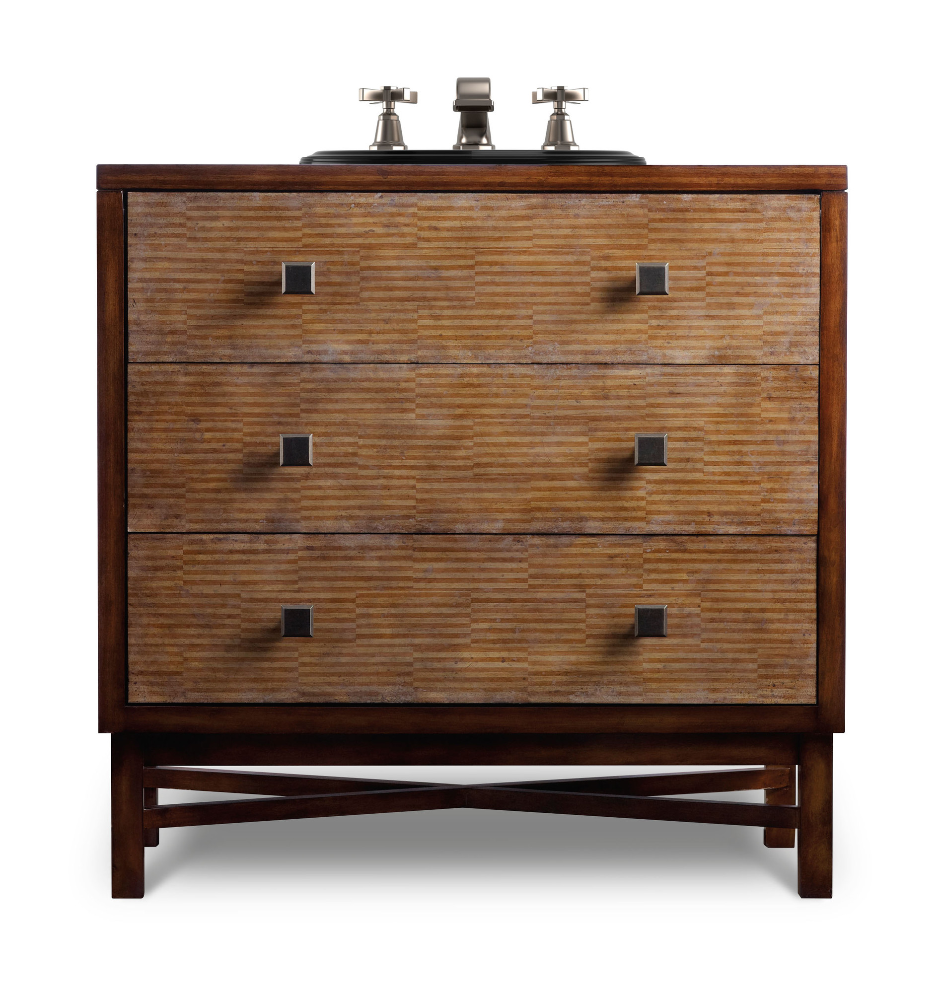 Baker 34 Inch Hall Chest Bathroom Vanity By Cole Co Designer Series