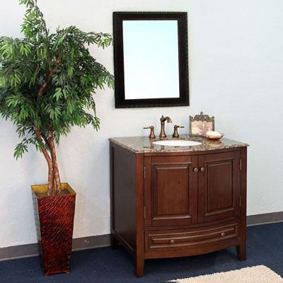 walnut dickinson posts baths feet modern bathroom vanities sinks cabinetry metal portfolio with and vanity
