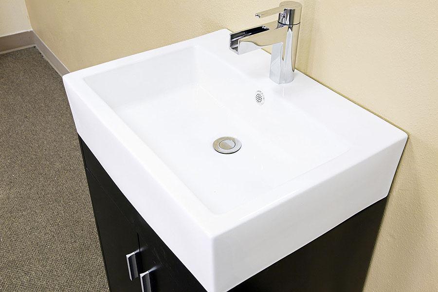 Bellaterra Home 203146 Bathroom Vanity, 22 Inch Bathroom Vanities