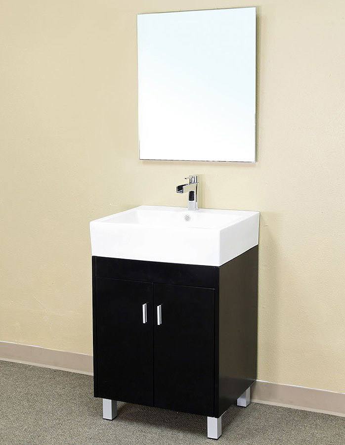 22 inch bathroom vanity with sink bellaterra home 203146 bathroom vanity espresso 24748