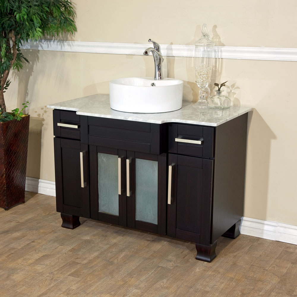 Bellaterra Home 604023A Single Sink Bathroom Vanity ...