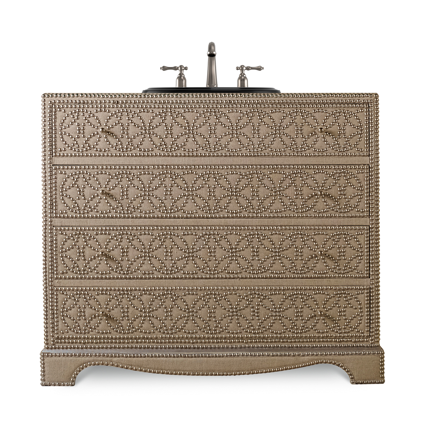blaire 42 inch hall chest bathroom vanitycole & co. designer