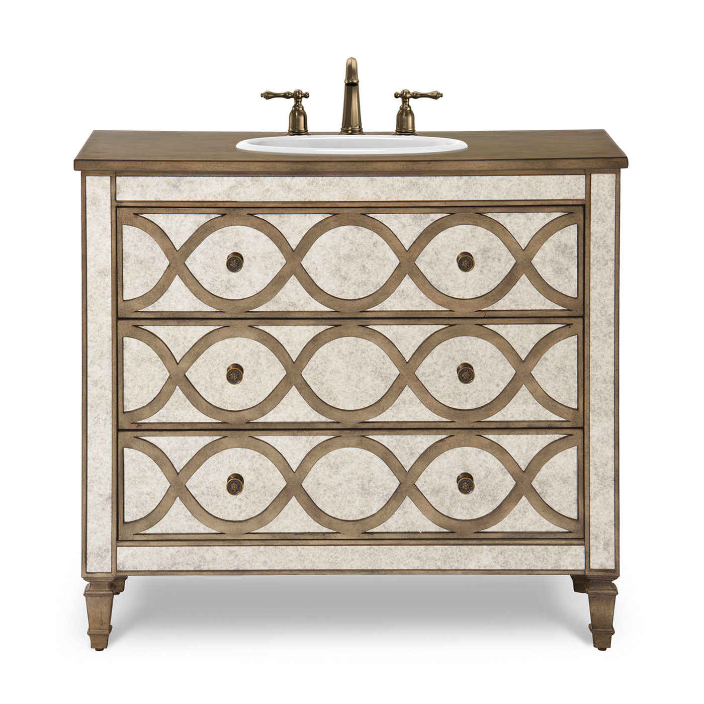 brown vanity inches bathroom in inch finish designs cabinet with light