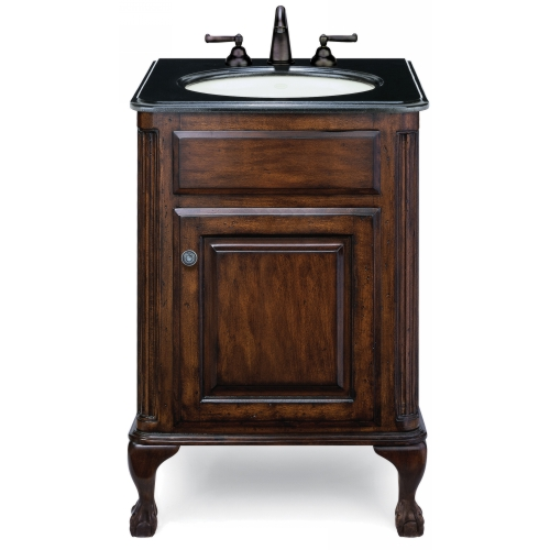 Petite Bathroom Vanity cole & co classic petite bathroom vanity 25 inch