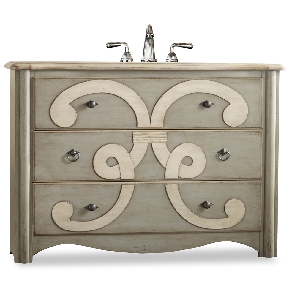 Cole Designer Series Collection Chamberlain Sink Chest