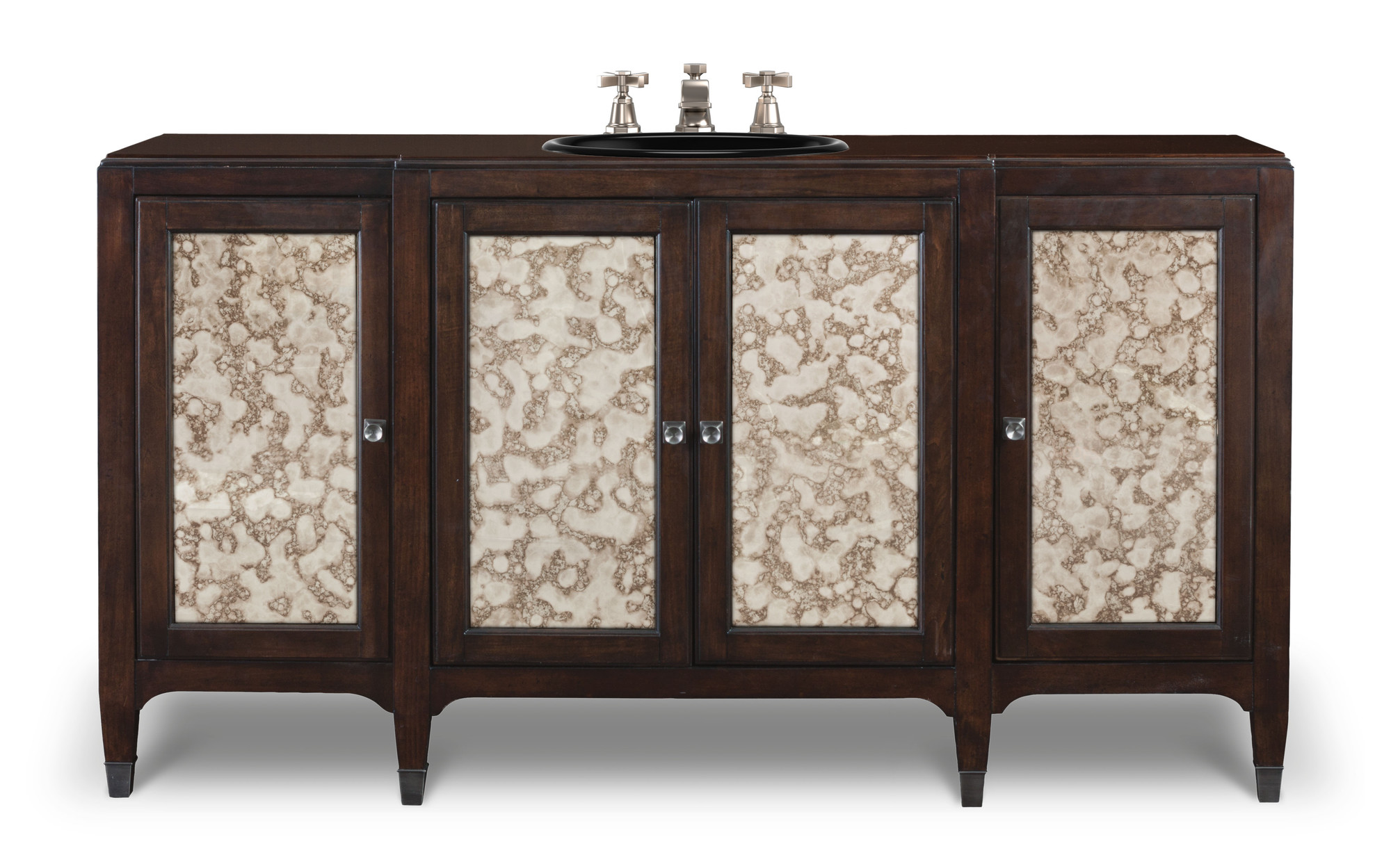 Collier Inch Chest Bathroom Vanity By Cole Co Designer Series - 66 inch bathroom vanity