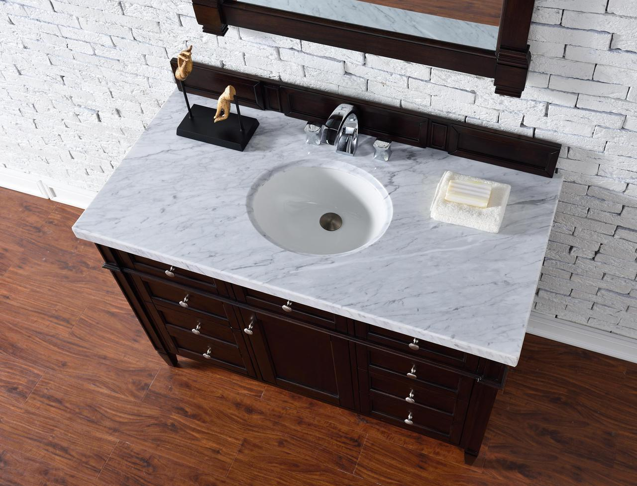 Modern Vanity No Top : James martin brittany collection quot single vanity