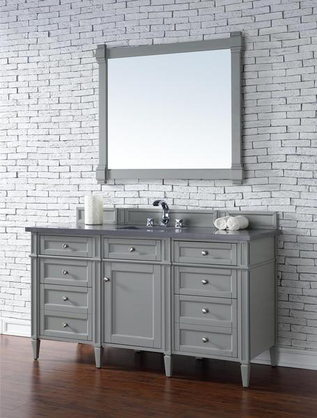 Modern Bathroom Vanity No Top : James martin brittany collection quot single vanity urban gray