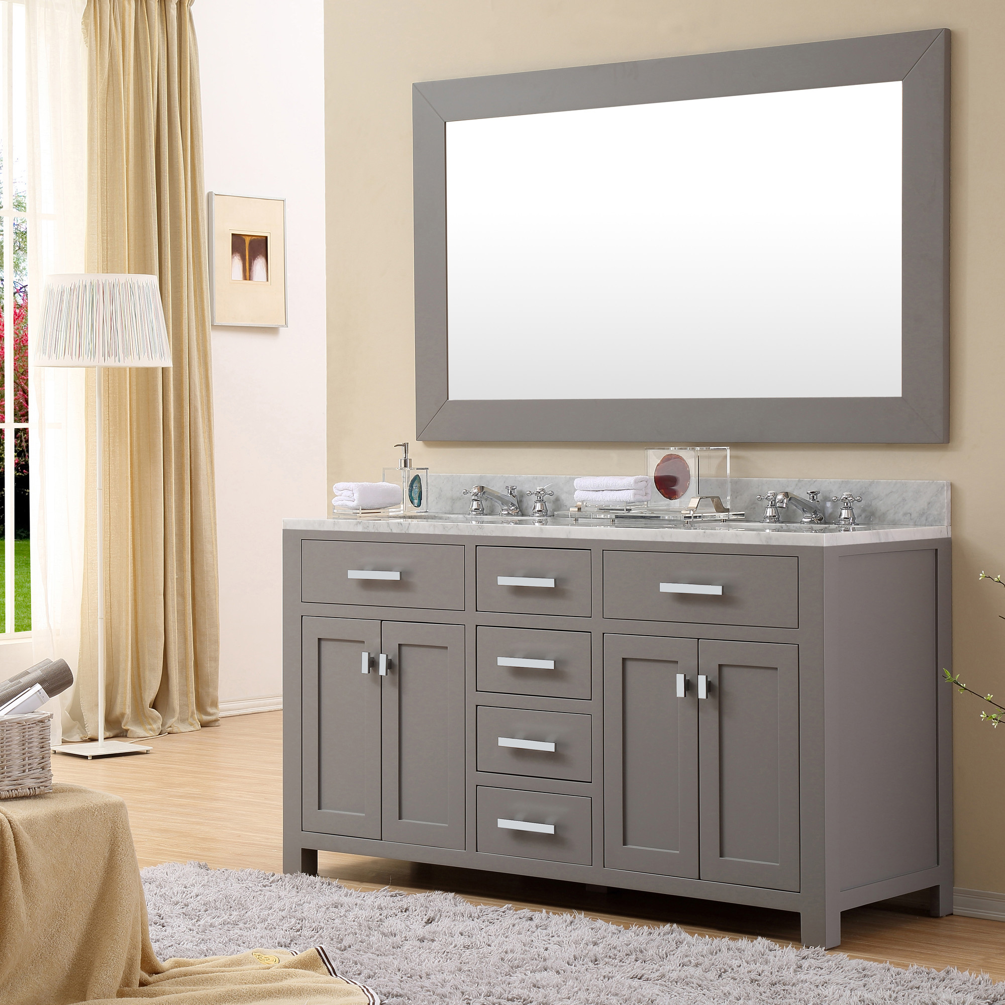 vanity products bathroom farmhouse quartz double gray main charlotte kbc charcoal inch