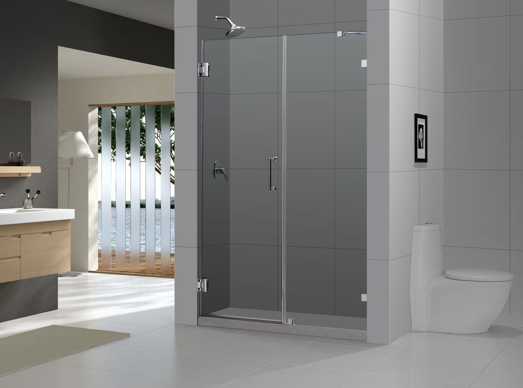 Dreamline 72 X 56 Radiance Frameless Shower Door Hardware