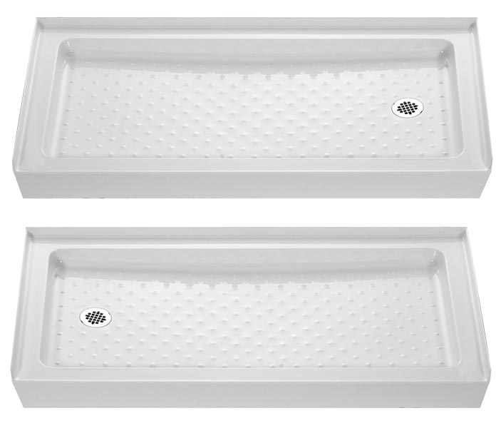 Bon DreamLine Amazon Right Hand Drain Shower Tray