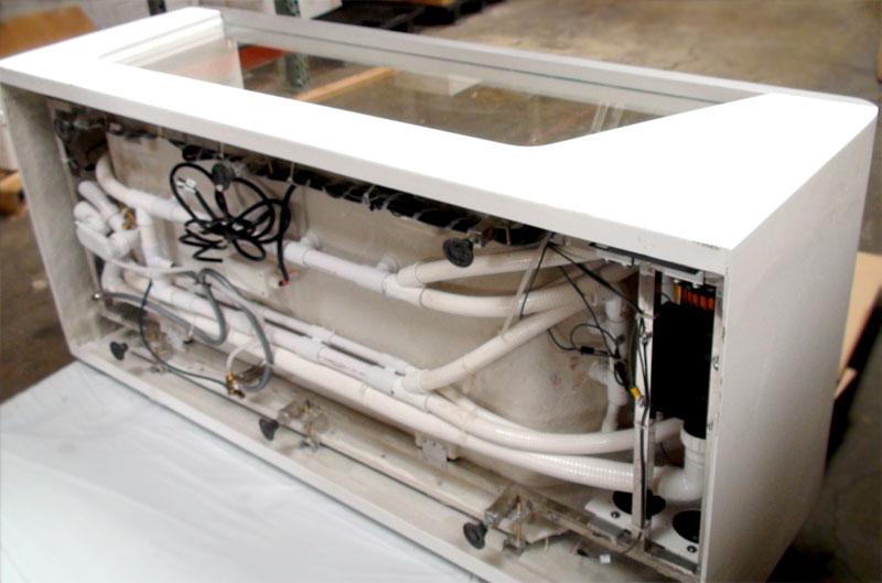 EAGO AM152-5 Whirlpool Hot Tub