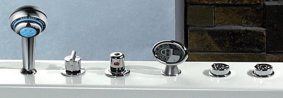EAGO Whirlpool Bath Tub