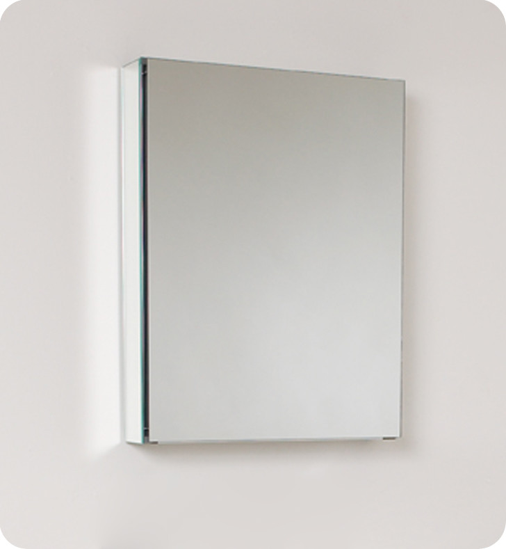 Genial Fresca 20 Inch Wide Bathroom Medicine Cabinet ...
