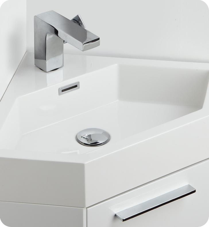 Fresca Coda 18 Bathroom Vanity Sink
