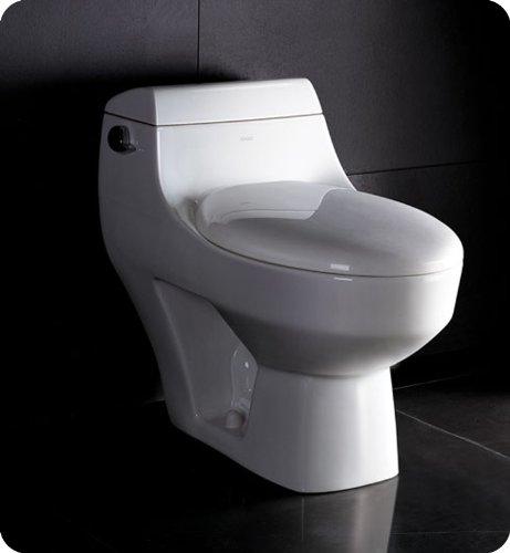 Fresca Columba Elongated Toilet