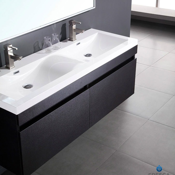 Generous Spa Inspired Small Bathrooms Tiny Kitchen And Bath Tile Flooring Clean Good Paint For Bathroom Ceiling Large Bathroom Wall Tiles Uk Old Bathroom Faucets Lowes YellowHome Depot Bath Renovation Fresca Largo Black Modern Bathroom Vanity Two Finishes, Gray Oak ..