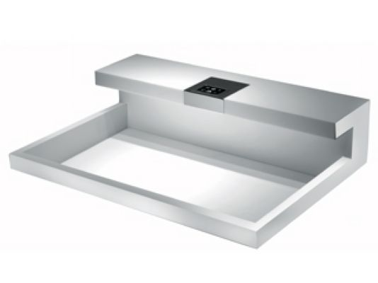 ... LaToscana Semi Drop In Electronic Sink