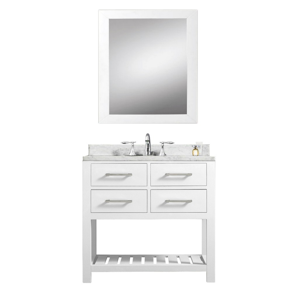 ... Madalyn 30âu20ac Traditional Single Bathroom Vanity