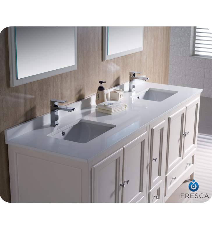 Unusual 48 White Bathroom Vanity Cabinet Tall Bathroom Water Closet Design Solid Tiled Baths Showers Silkroad Exclusive Pomona 72 Inch Double Sink Bathroom Vanity Old Rebath Average Costs BlueBathroom Wall Fixtures Fresca Oxford 72\u0026quot; Double Sink Bathroom Vanity Antique White Finish