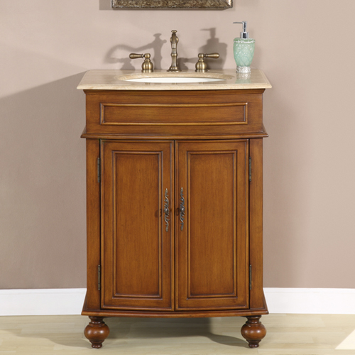 Silkroad Exclusive HYP0132T Single Sink Vanities