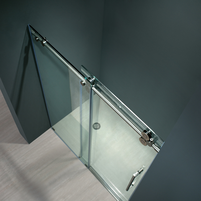 Vigo 25 48 inch frameless shower door eventshaper