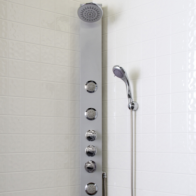 Vigo Industries Shower Column VG08010XA Shower Massage ...