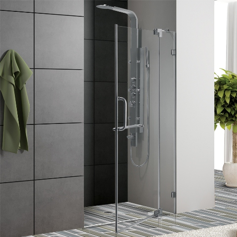 Vigo 42 Inch Frameless Shower Door Chrome Finish. Garage Door Monitor App. Accordion Doors Interior. 9x7 Garage Door Sale. Cat Proof Dog Door. Plastic Shower Doors. Cottage Style Garage Doors. Chevy 4 Door Truck. Garage Door Repair Tallahassee