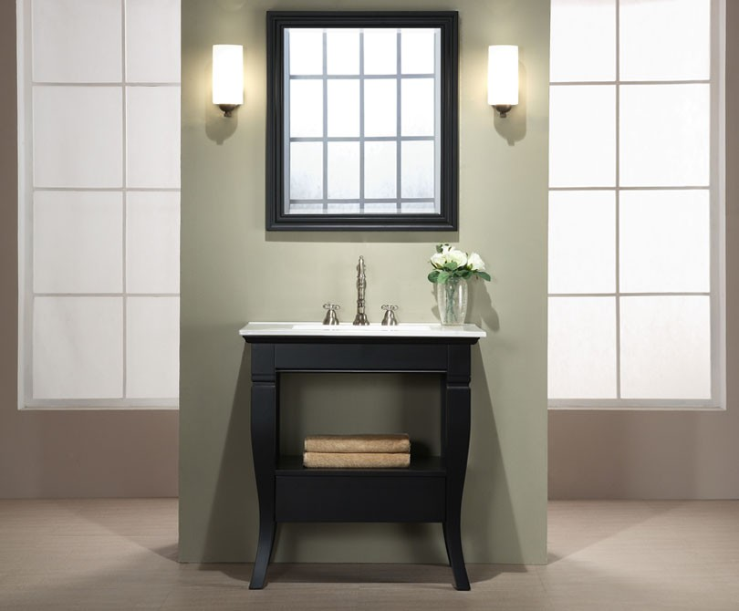 xylem 30 camino bathroom vanity for vitreous china