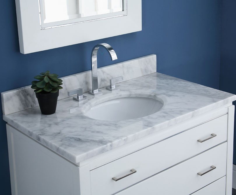 xylem manhattan 36 contemporary bathroom vanity white