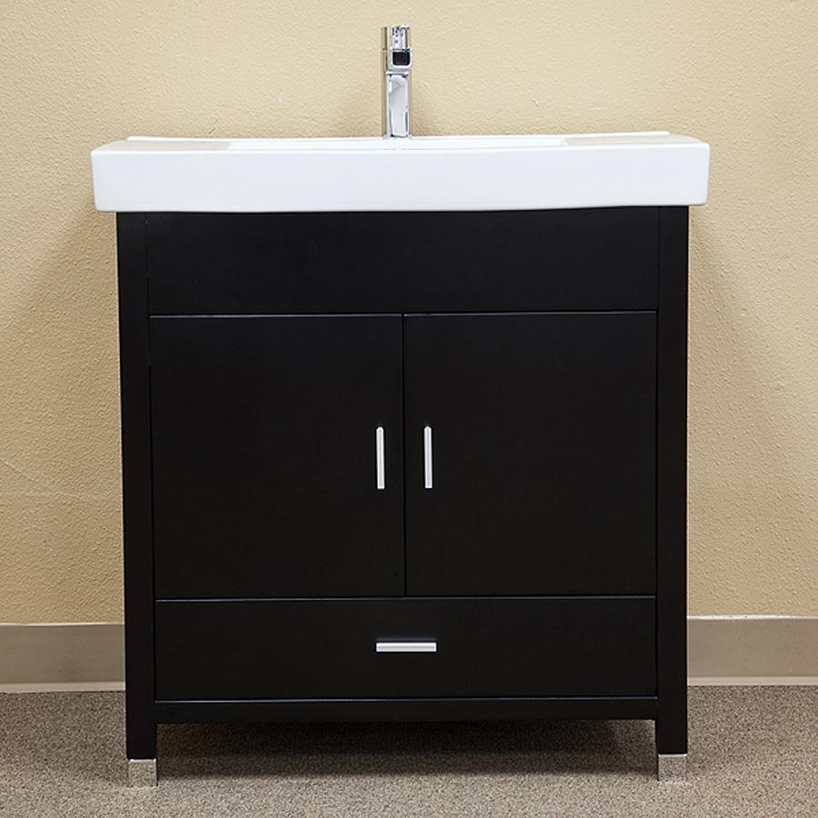 ... Sink Bellaterra Home 203107 S Bathroom Vanity