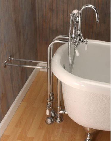 clawfoot tub and shower combo. clawfoot tub freestanding gooseneck faucet bathtub and shower combo
