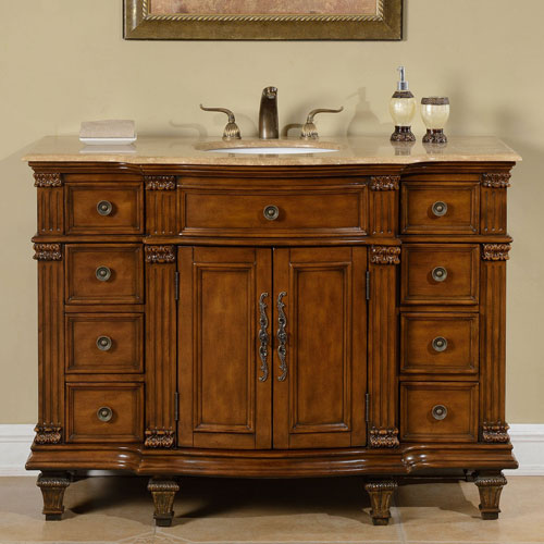 white bathroom vanity 48 inch accord 48 inch antique single white sink bathroom vanity 24628