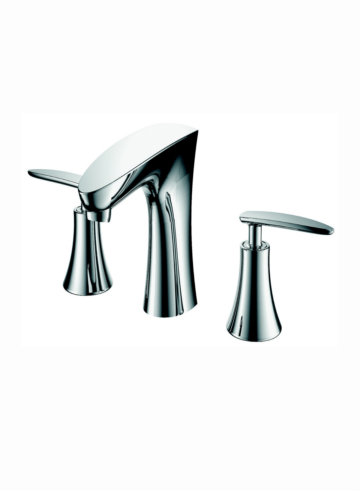 Accanto Widespread (2 Handles) Bathroom Faucet