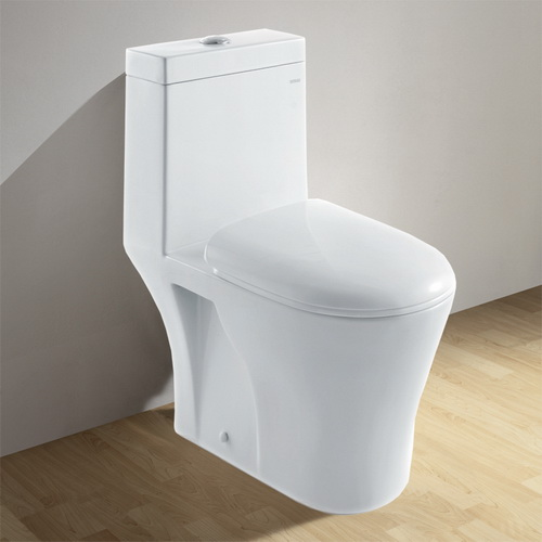 Ariel Contemporary  Fully Glazed Inner Part Toilet Dual Flush