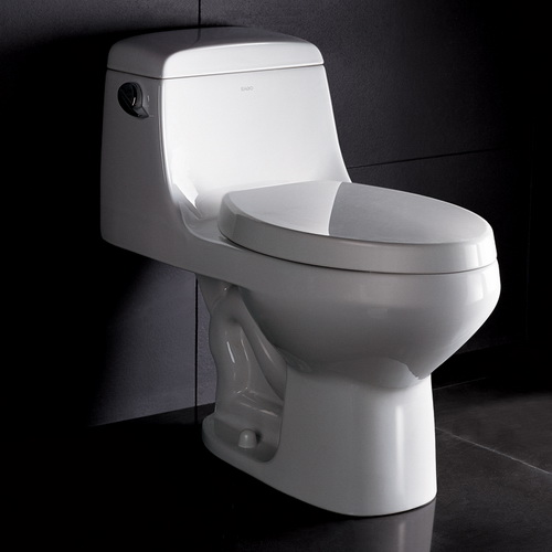 Ariel Platinum Contemporary European Elongated Toilet