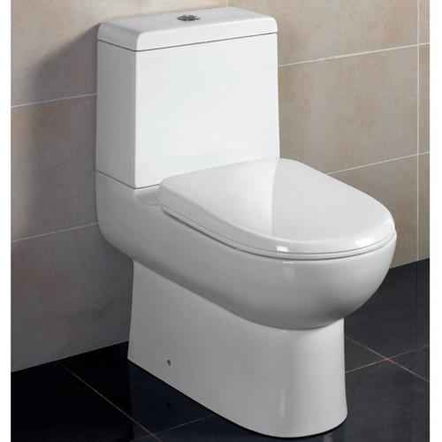 Ariel Platinum One Piece Contemporary Toilet