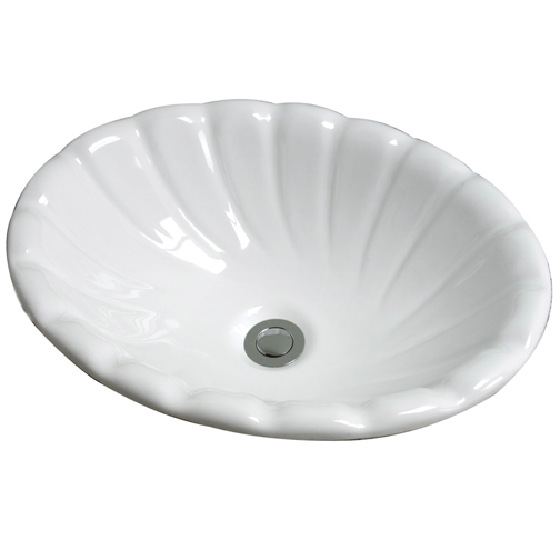 Cole Co Drop in Sink White Coventry Sink