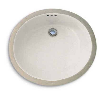 Cole & Co Hampton Biscuit Under Counter Bathroom Sink