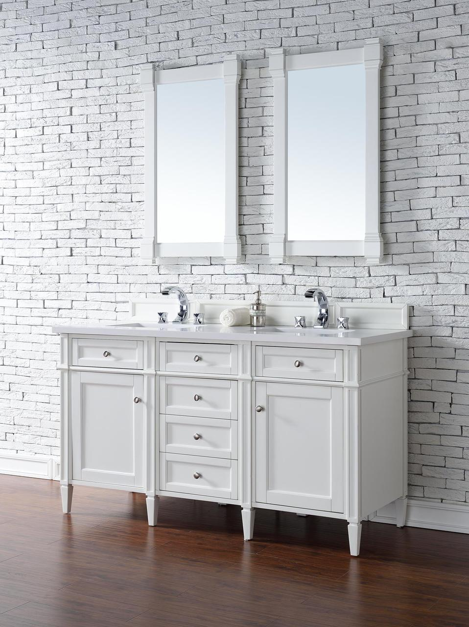 white cottage bathroom vanity martin collection 60 quot vanity cottage 21519