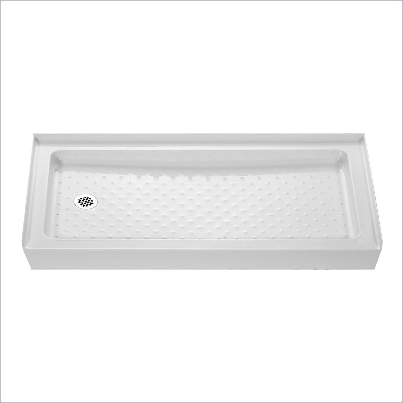 DreamLine Amazon Left-hand Drain Shower Tray