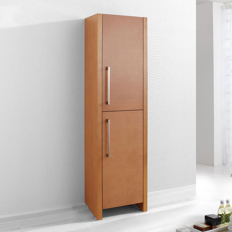 """Elizabeth Frank Collection 16"""" Linen Cabinet in Color Option"""