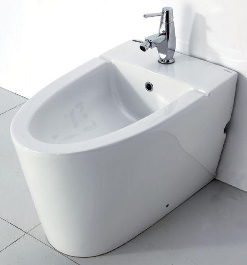 Modern White Ceramic Bathroom Bidet