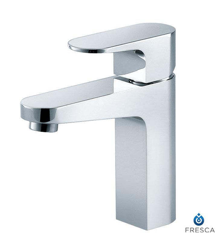 Chrome Finish Velino Single Handle Lavatory Faucet