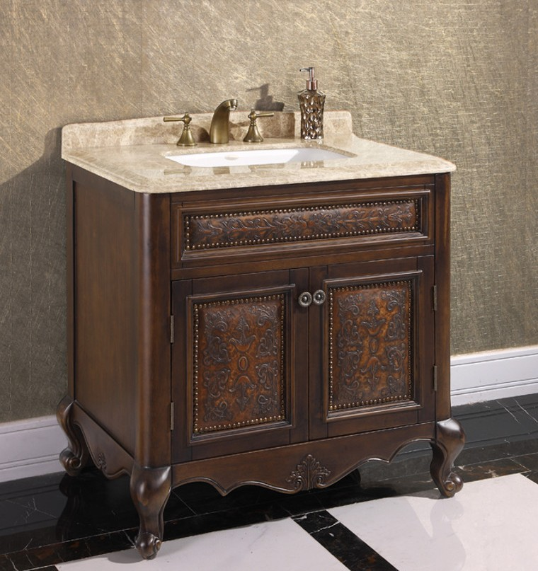 Decorative Vanity Cabinet Sweetbriar 36 Bathroom
