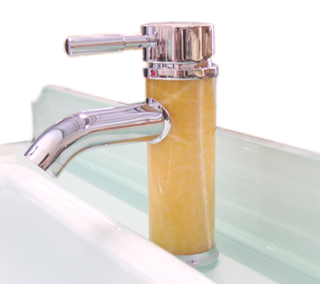 Legion Yellow Jade One Slot Faucet