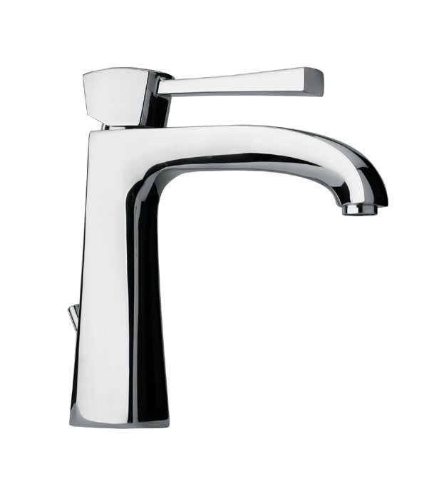 "8"" Single Lever Handle Lavatory Faucet with Color Options"