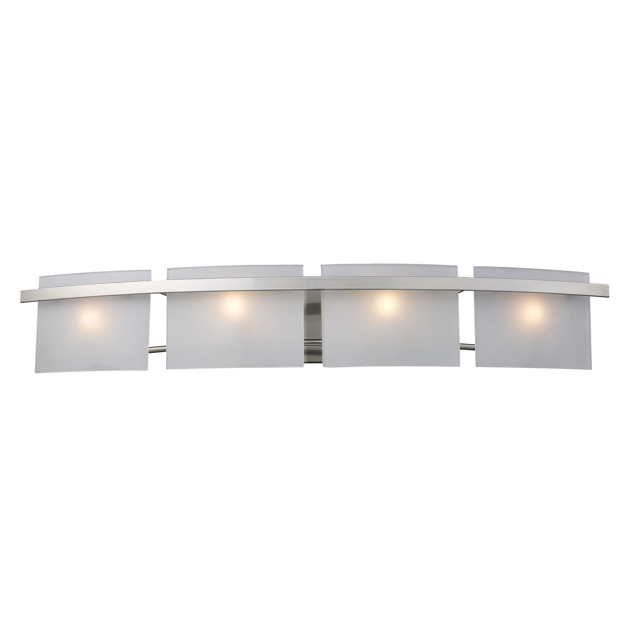 Briston 4-Light WB in Satin Nickel